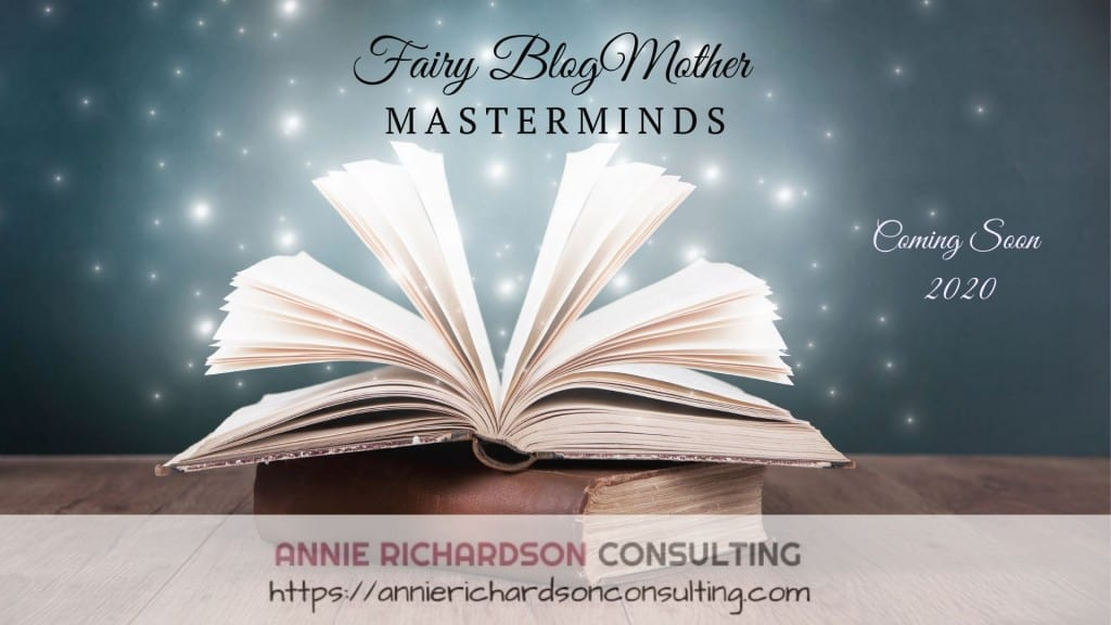 Fairy BlogMother Masterminds Coming Soon