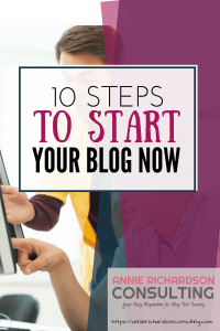 Blog Tech Training Checklist for Starting or Refreshing a New Blog 1