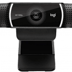 webcam, logitech